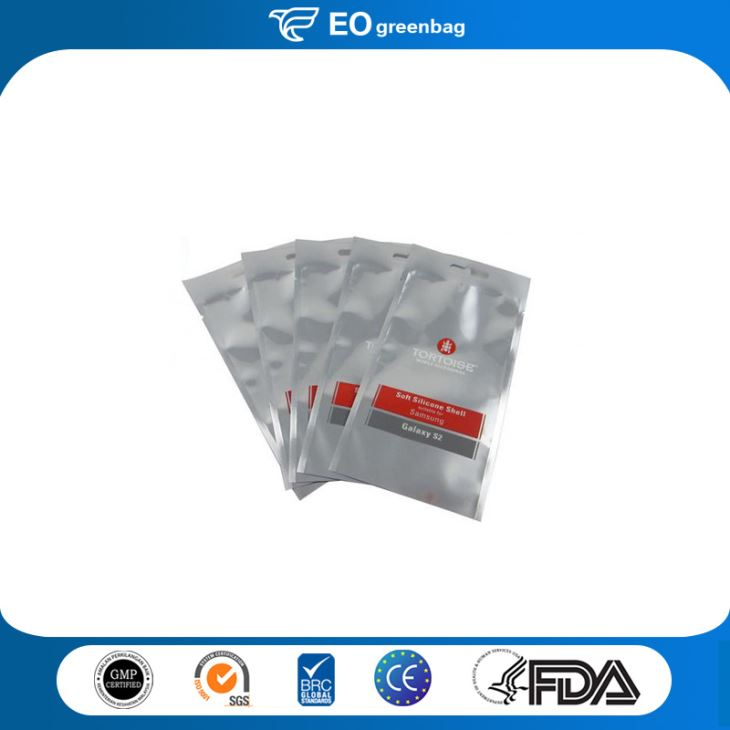 Aluminum Foil Electronic Bag with Printing