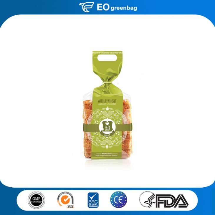 Bread Plastic Food Bags