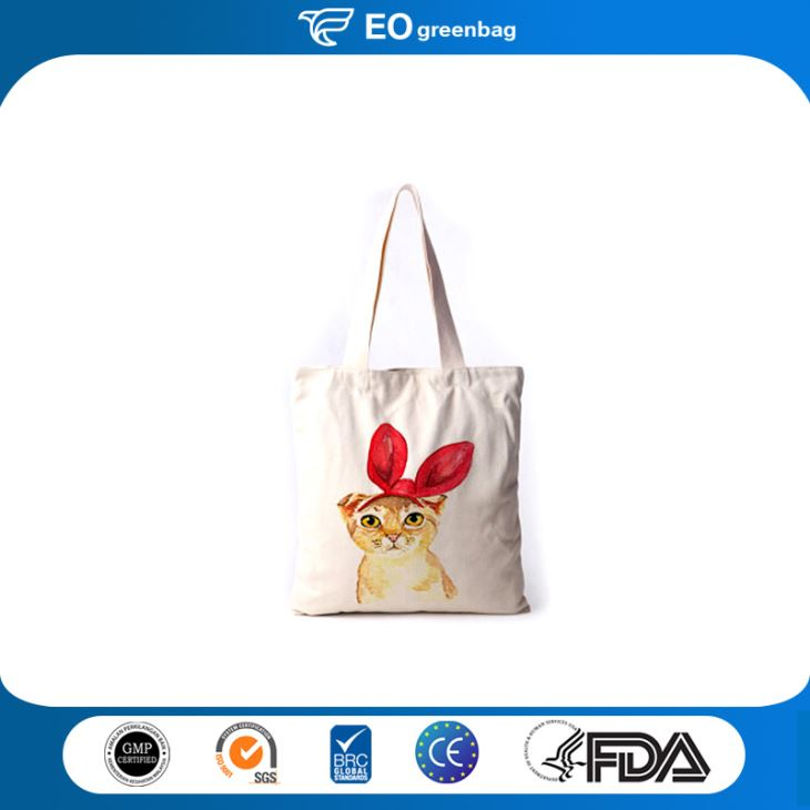 Cotton Shopping Bag for Promotion