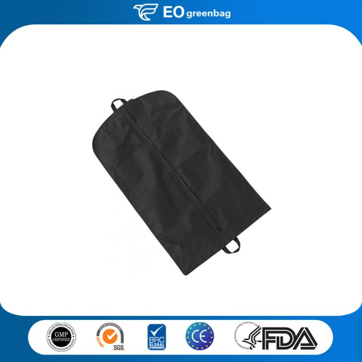 Nonwoven Garment Bag with Handle