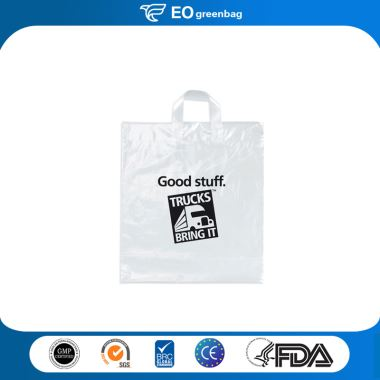 PE Shopping Bag with Printing
