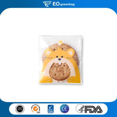 Plastic Food Bags with Printing