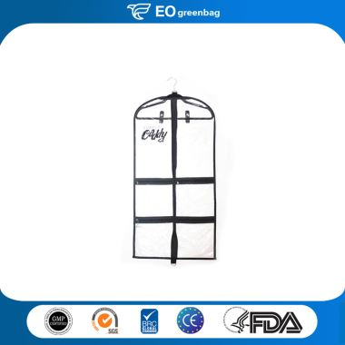 Plastic Garment Bag with Printing