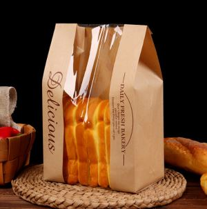 Bakery Kraft Paper Bag